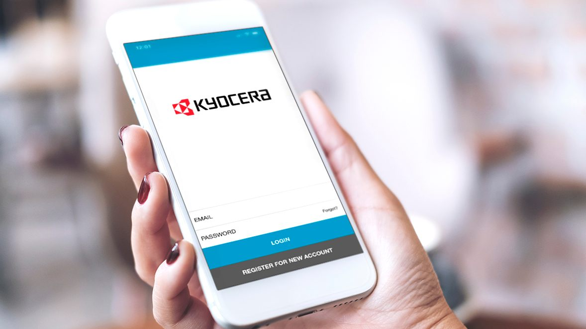 kyocera connect app