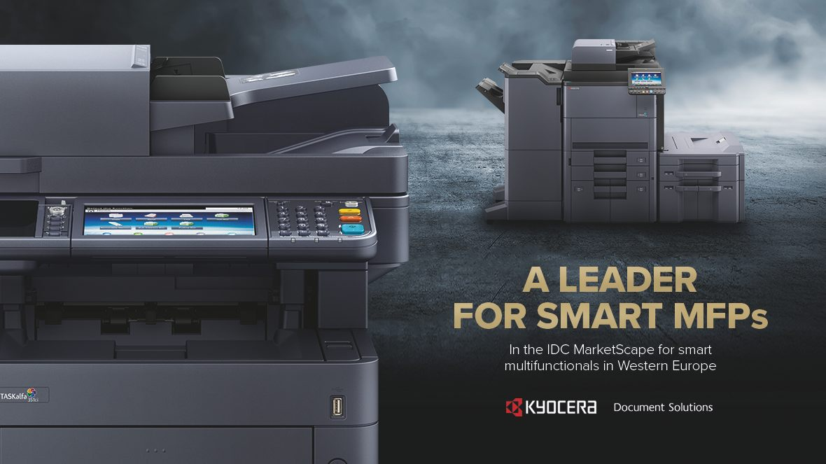 Kyocera Smart MFPs leading the pack